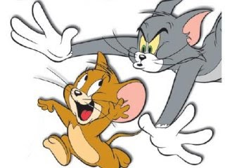 Anime Manga: Tom and Jerry