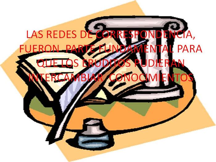 REDES DE CORRESPONDENCIA