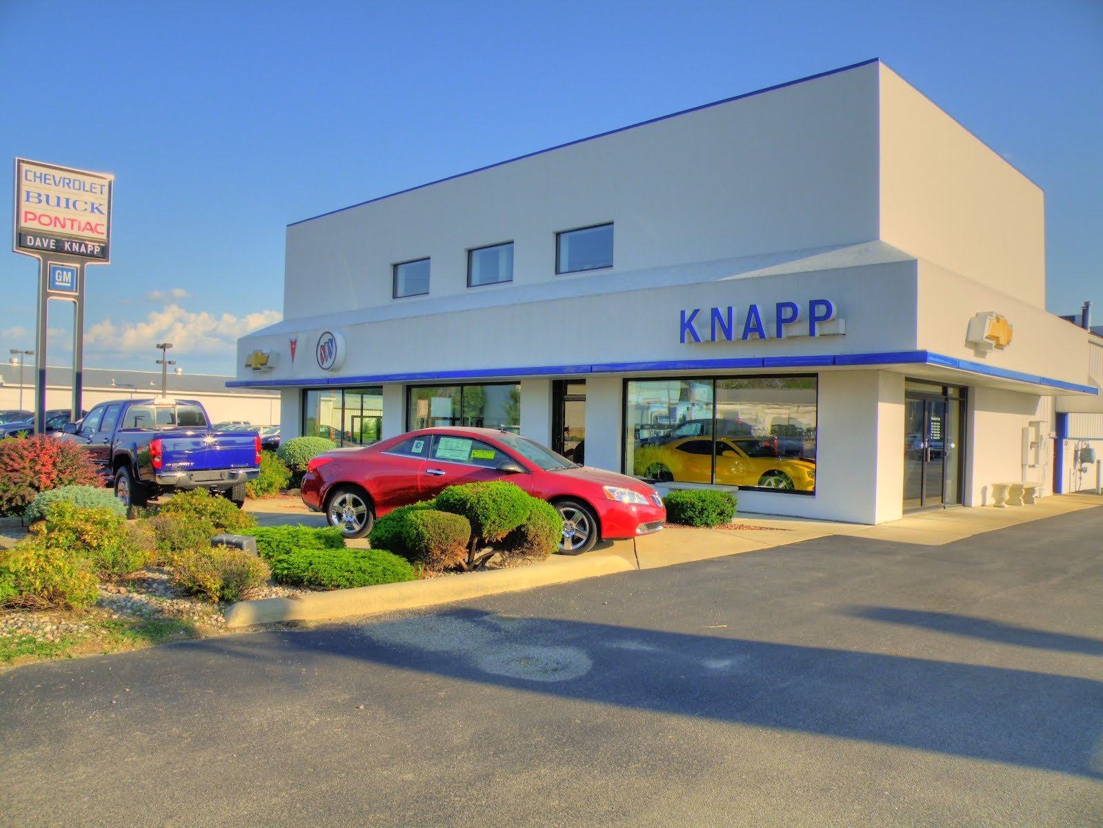 THE BLISSFIELD BUSINESS CHANNEL: Knapp Motors | 11003 E. US-223 ...