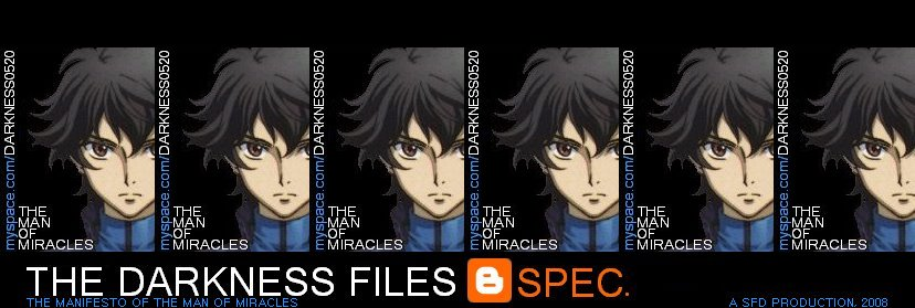 The Darkness Files B Spec