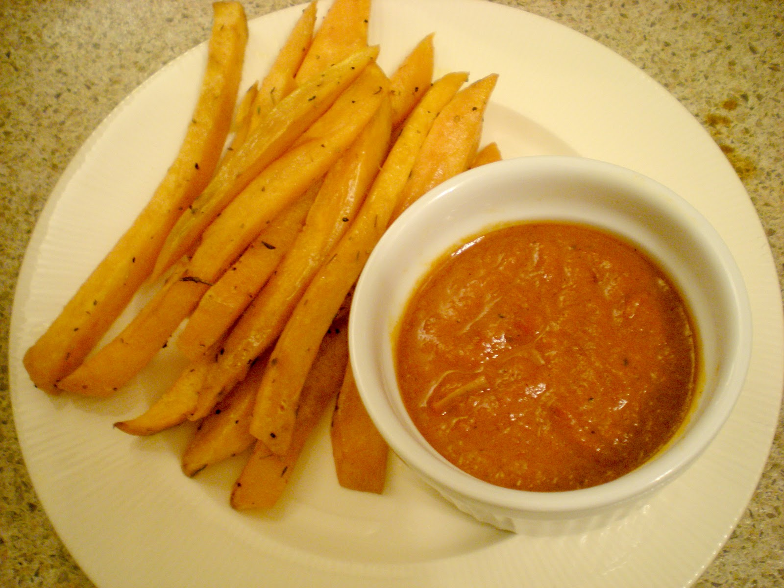 how to cook sweet potatoes in oven fries