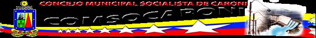 Concejo Municipal Socialista de Caroní
