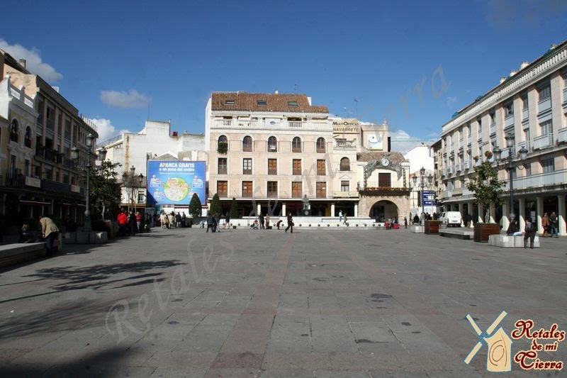 Retales de mi tierra plaza mayor de ciudad real - Unifamiliares ciudad real ...