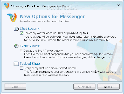 Messenger Plus! Live 4.60.324
