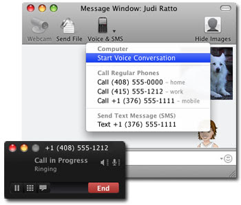 Yahoo! Messenger for Mac Beta