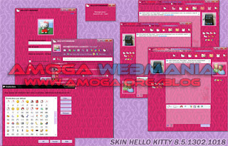 Hello Kitty Live Messenger 8.5