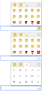 Google Talk Gadget Emoticons