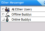 Ether Messenger