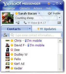 2008 yahoo messenger download