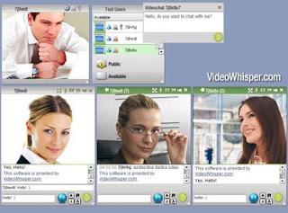 Video Messenger  - Website Software for Live Online Video Chat