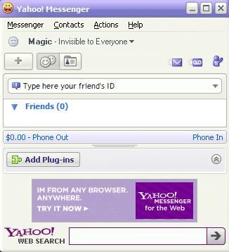 Yahoo! Status Multichecker