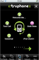 Transform your iPod Touch into a Mobile Phone with Truephone