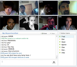 TinyChat Adds Video Chat Support