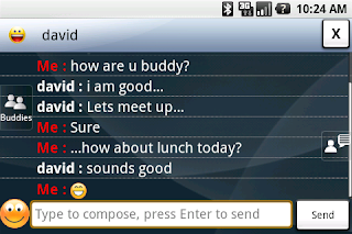 Mundu Messenger Now Available for Android Phones