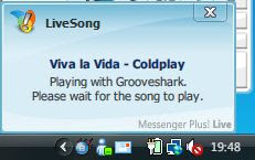 LiveSong Screenshot