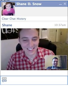 Skype Video Chat Coming to Facebook