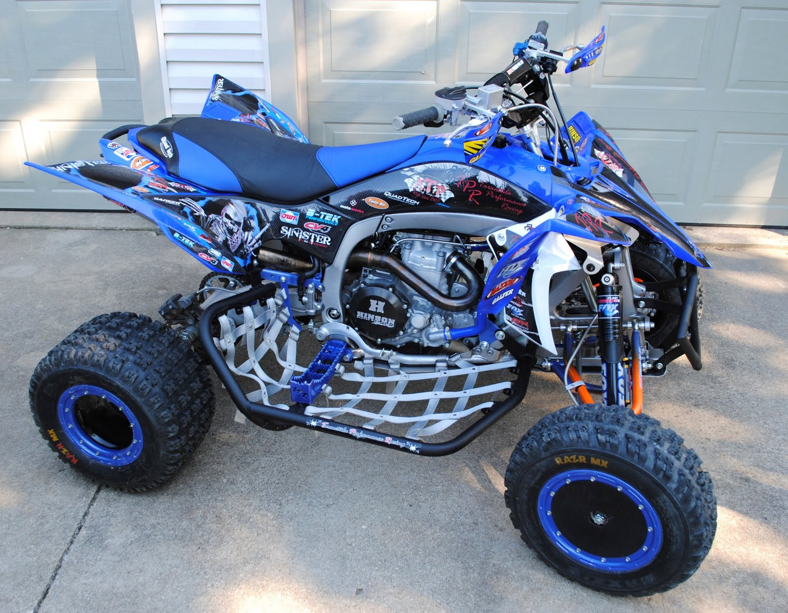all about atv for sale tpr project yfz450r mx quad