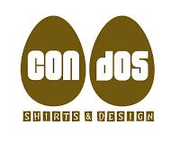 ¨Con Dos Huevos¨ - Camisetas