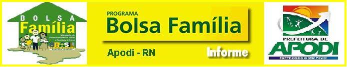 Bolsa Família - Apodi - RN