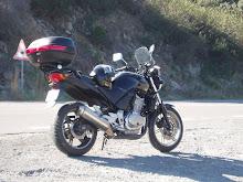 A Primeira Máquina ... a que já podemos chamar Moto.