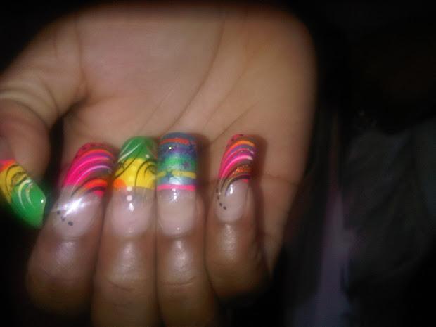 zena edwards nails