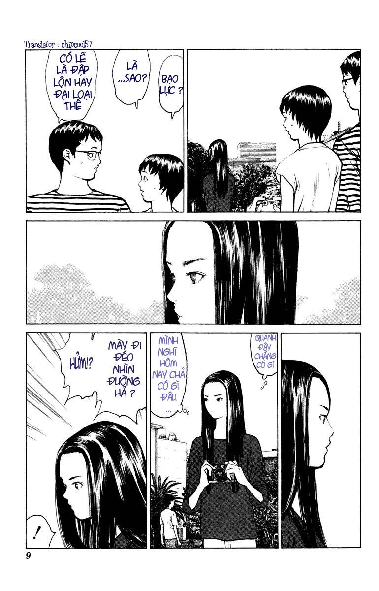 Angel Densetsu chap 54 - Trang 3