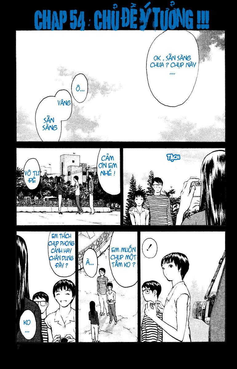 Angel Densetsu chap 54 - Trang 1