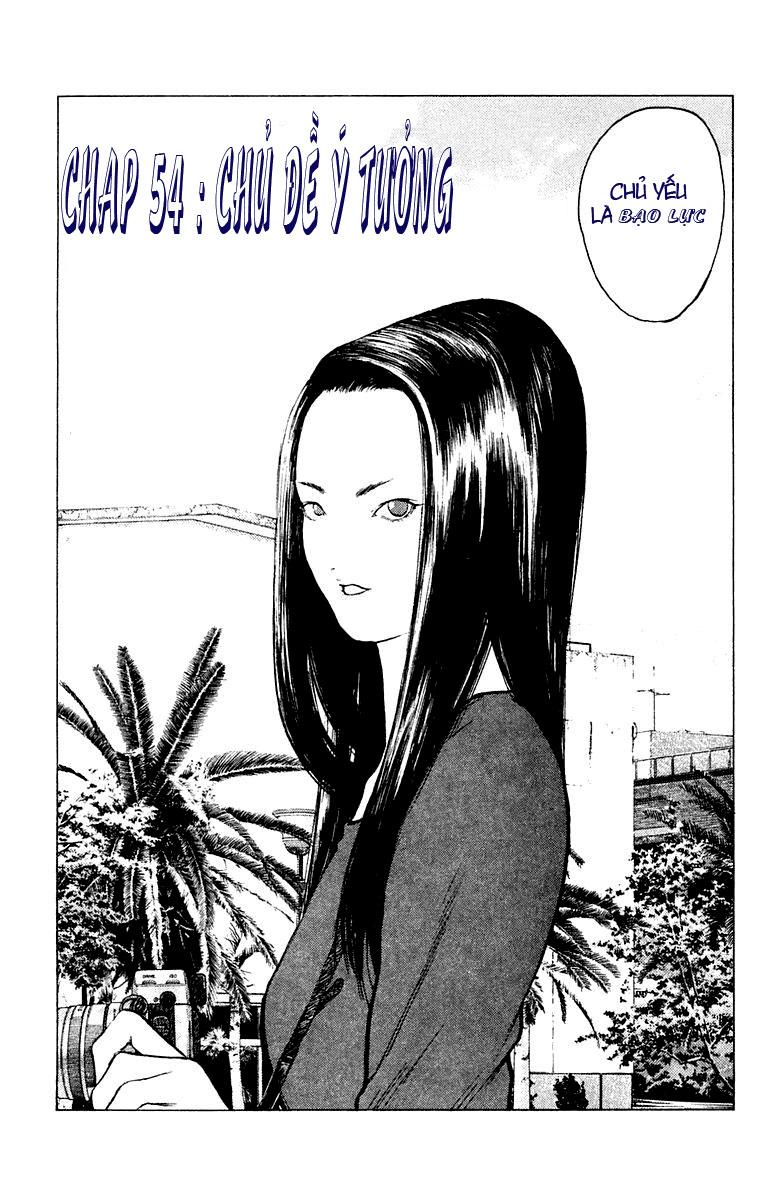 Angel Densetsu chap 54 - Trang 2