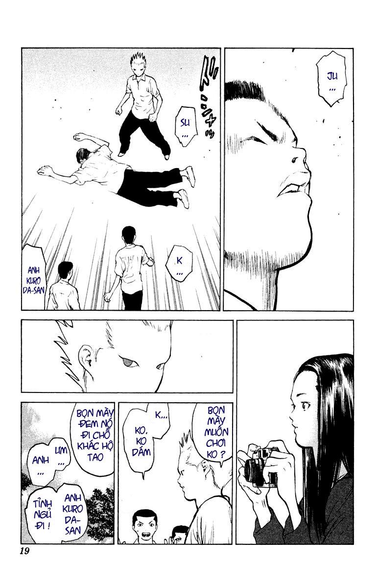Angel Densetsu chap 54 - Trang 13
