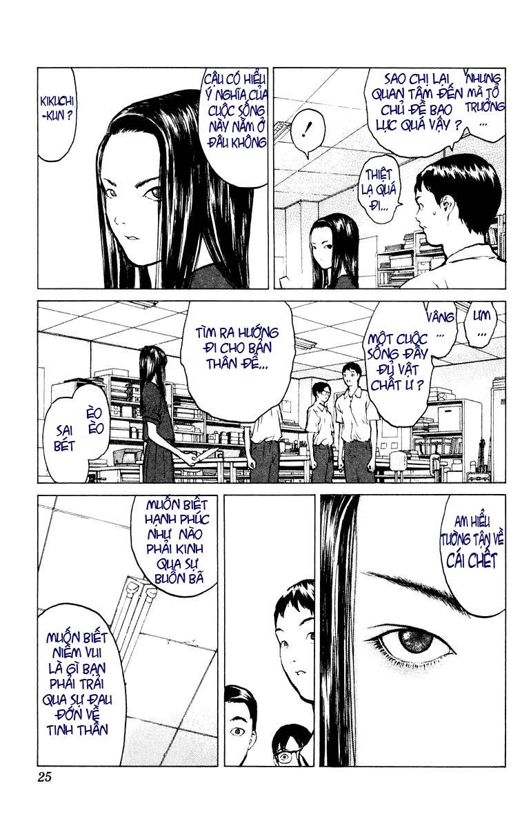 Angel Densetsu chap 54 - Trang 19
