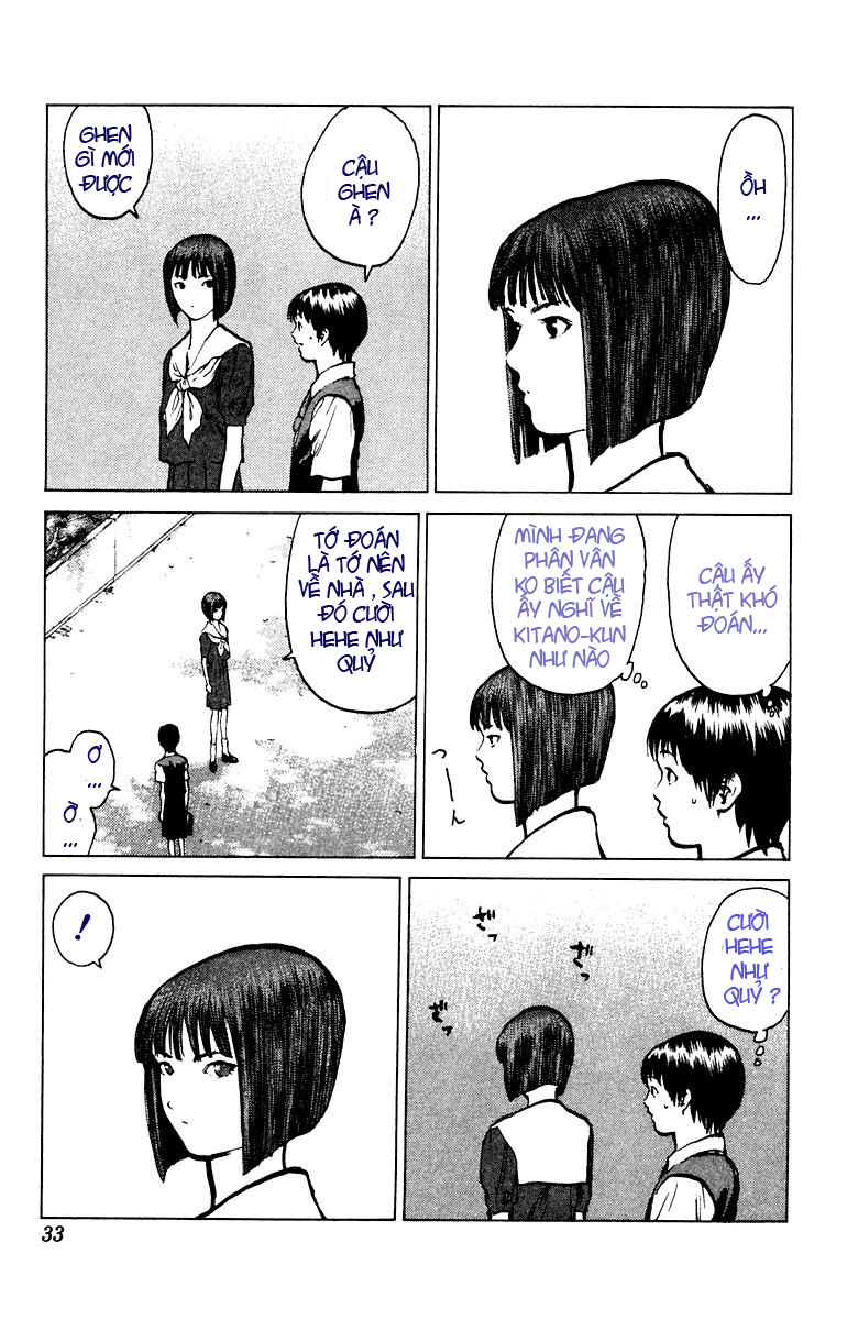 Angel Densetsu chap 54 - Trang 27