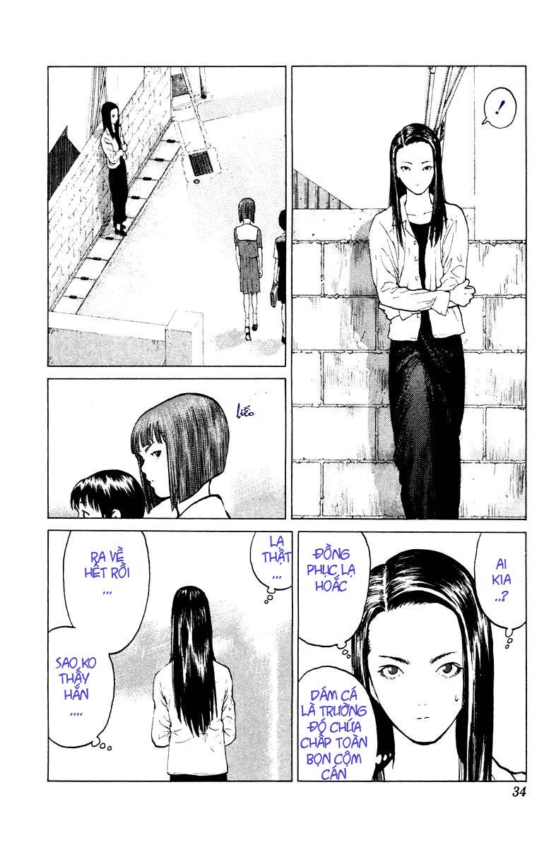Angel Densetsu chap 54 - Trang 28