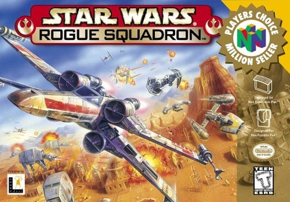 Star Wars:Rogue Squadron