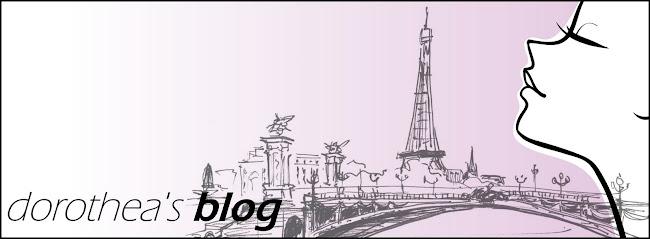 dorothea's blog