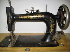 Lovey - My New Home Treadle