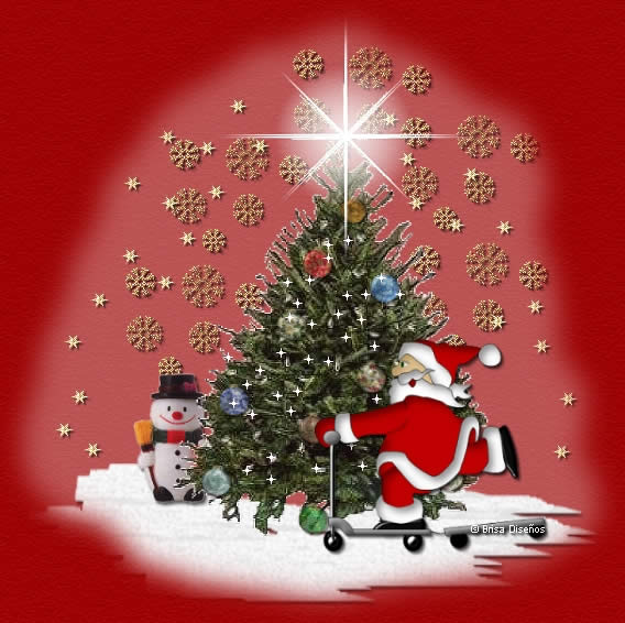 Action Feliz Natal!