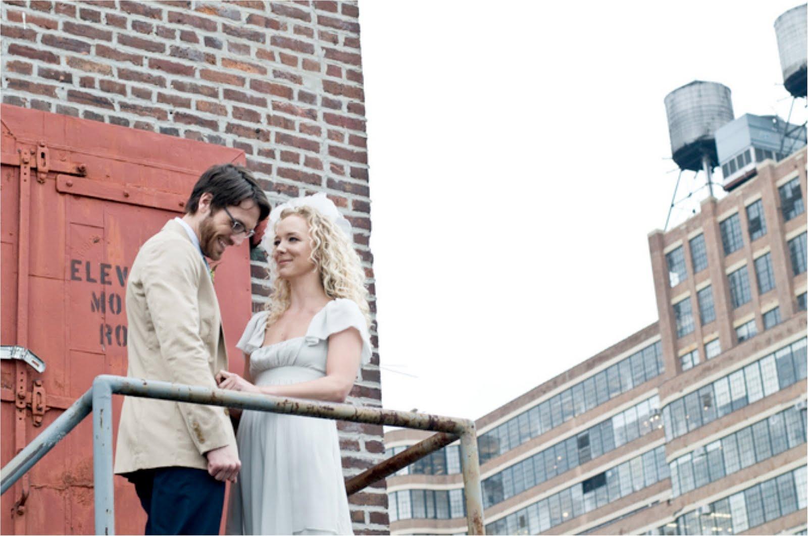 Wedding Inspiration Manhattan Loft Style At The Xchange