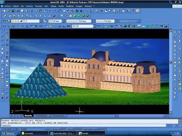 Autocad 3D Alber 2009-2010