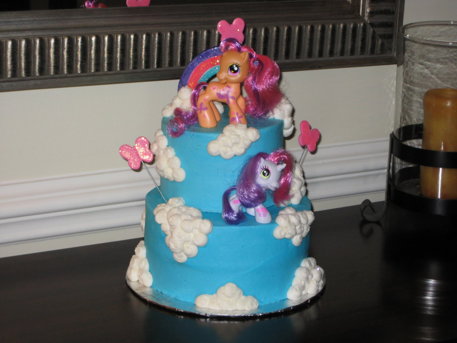 Cake Designs My Little Pony : ~fOr THe lOvE oF CakE~: My Little Pony Birthday Cake