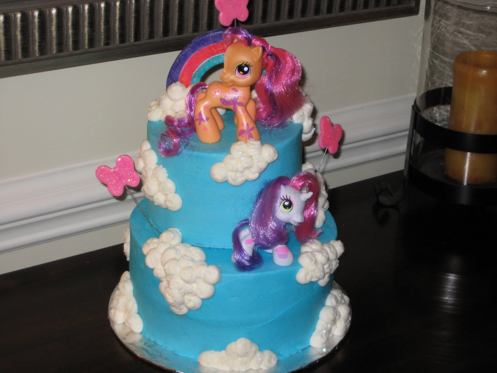 fOr THe lOvE oF CakE~: My Little Pony Birthday Cake