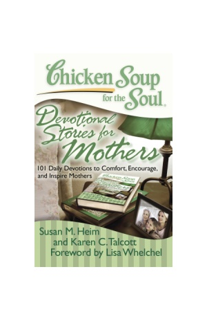 You can also find me in Chicken Soup's latest book!