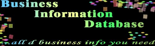 Business Information Database