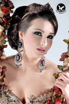 آرایش عروس مدل 2010
