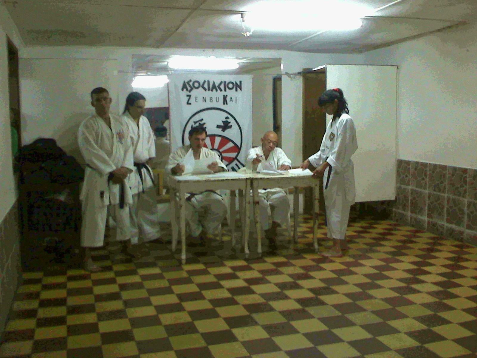 Examenes en  Montevideo