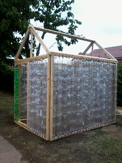re-cycled greenhouse