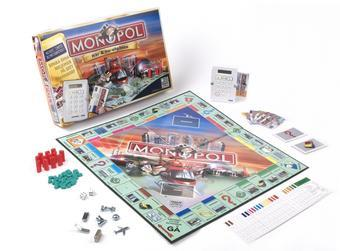 Monopoly - JustGame.GE