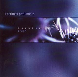 Lacrimas Profundere Discografia Lacrimas_Profundere_-_Burning_A_Wish_(Front)