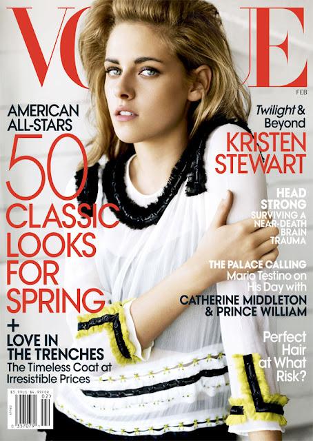 Vogue Kristen Stewart Cover. kristen stewart vogue 2010.