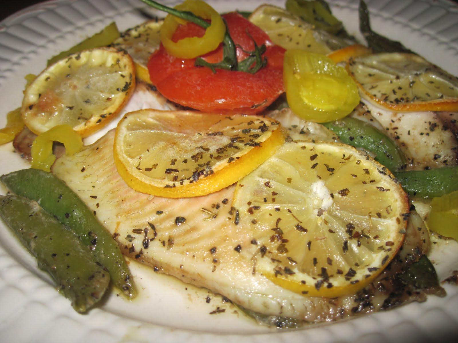 Islandwood recipes baked tilapia de islandwood for How to bake tilapia fish in the oven