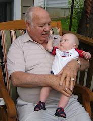 Ryan and Great-Grandpa